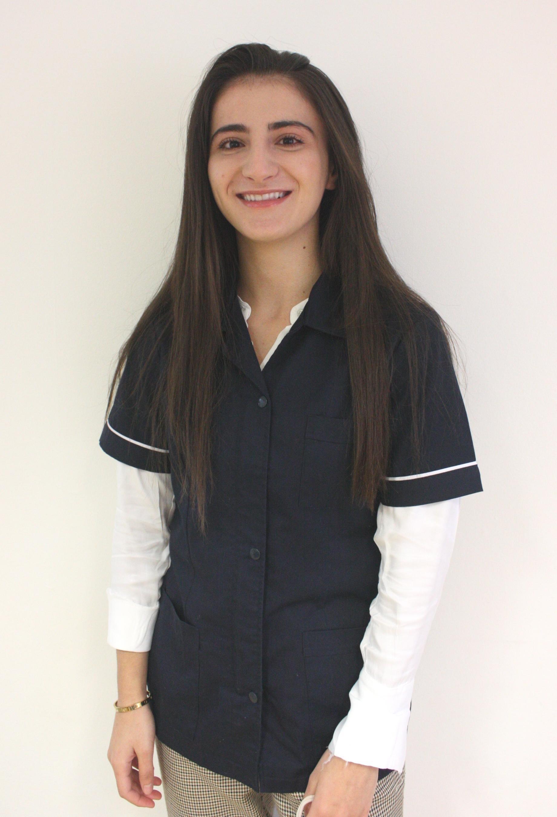 Migena Xhebexhia Trainee Nurse